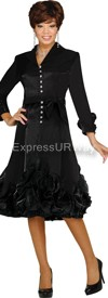 Nubiano Dresses DN5951 - Black