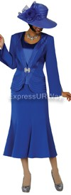 Nubiano N94453 Royal - Church Suit
