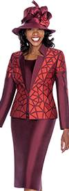 Nubiano N93863 Ladies Church Suit