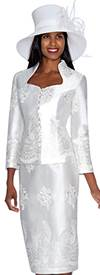 Clearance Nubiano N93872 Ladies Church Suit