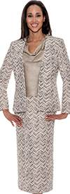 Nubiano N94043 Ladies Church Suit