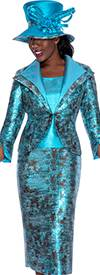 Nubiano N94083 Ladies Church Suit