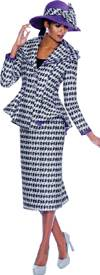 Nubiano N94162 Ladies Church Suit