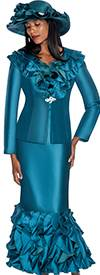 Nubiano N94623-Mallard - Ladies Church Suit