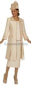 Nubiano N95513 Ladies Church Suit