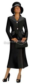 Nubiano N95742 Ladies Church Suit