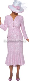 Nubiano N94712 Ladies Church Suit