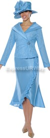 Nubiano N94732 Ladies Church Suit