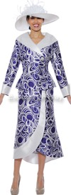 Nubiano N94812 Ladies Church Suit