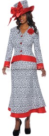 Nubiano N94852 Ladies Church Suit