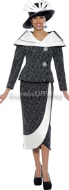 Nubiano N95142 Ladies Church Suit