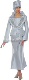 Nubiano N95152 Ladies Church Suit