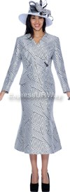 Nubiano N94182 Ladies Church Suit