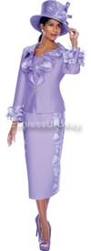 Nubiano N94202 Ladies Church Suit