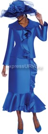 Nubiano N94563-Royal Ladies Church Suit