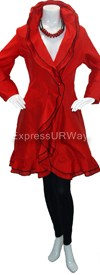 Pegasus Woman 5018 Red Womans Suit