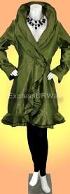 Pegasus Woman 5018 Green Womans Suit