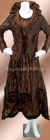 Pegasus Woman 6006 Chocolate Womans Suit