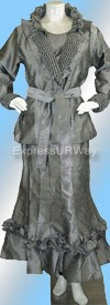 Pegasus Woman 6007 Gray Womens Suit