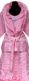 Pegasus Woman 6007 Pink Womens Suit