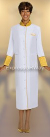 Regal Robes RR9001 White Church Robe