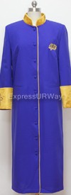 Regal Robes RR9001 Purple Church Robe