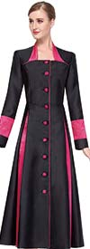 Serafina 5146 Womens Robe For Church