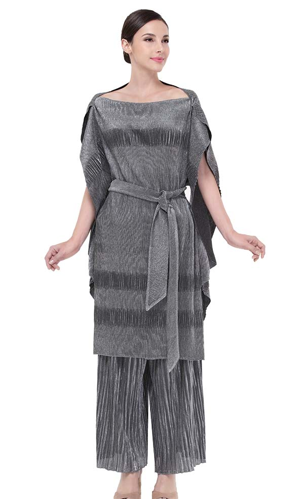Serafina 510 Womens Pleated Pant Set
