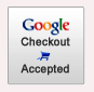 Google Checkout Accepted