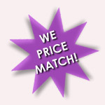 We Price Match.  Just Give Us A Call!