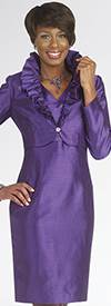 Stacy Adams 78498-Purple