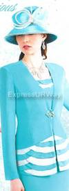 Tally Taylor 9228 Womens Suit