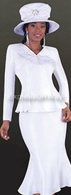 Clearance Tally Taylor 4431-White