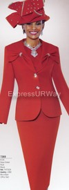 Clearance Terramina 7369 Church Suit