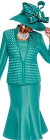 Terramina 7490-Jade Church Suit