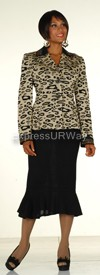 Womens Knit Suits Todd and Olivia T96352
