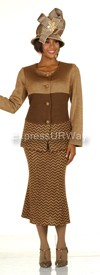 Womens Knit Suits Todd and Olivia T96362