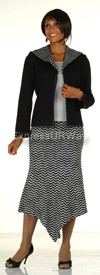 Womens Knit Suits Todd and Olivia T96373