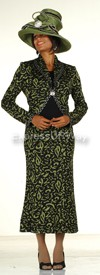 Womens Knit Suits Todd and Olivia T96383