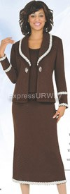 Womens Knit Suits Todd and Olivia TD94003