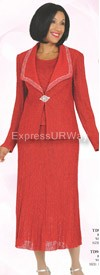 Womens Knit Suits Todd and Olivia TD94063