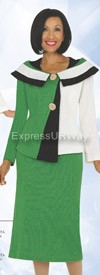 Womens Knit Suits Todd and Olivia TD95002