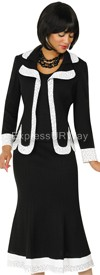 Womens Knit Suits Todd and Olivia TD94013
