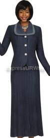 Womens Knit Suits Todd and Olivia TD94322