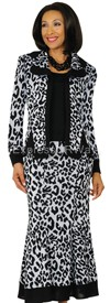Clearance Womens Knit Suits Todd and Olivia TD94433