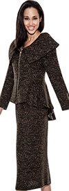 Womens Knit Suits Todd and Olivia TD94502