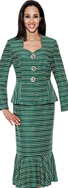 Womens Knit Suits Todd and Olivia TD94582