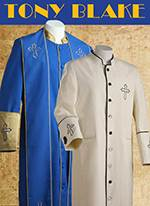 Church Robes By Tony Blake