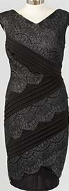 Clearance JAX-1ZCG20Q  Ladies Lace Dress