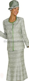 GMI-3372 Womens Suit